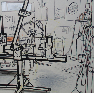 thumbnail lucinda rogers drawing bike constructors