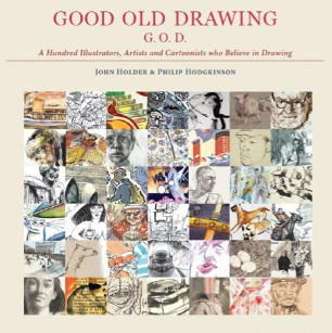 lucinda rogers book GOD good old drawing illustration